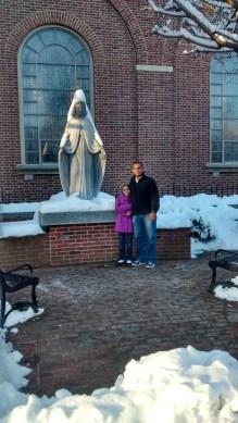 At the Philadelphia Parish