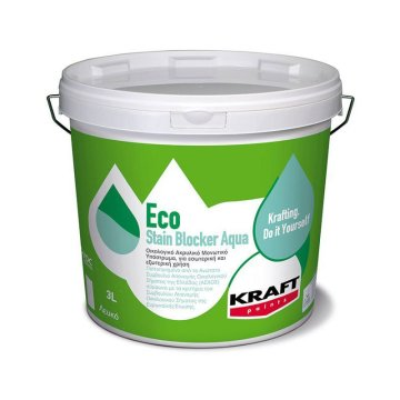 Kraft ECO Stain Blocker Aqua