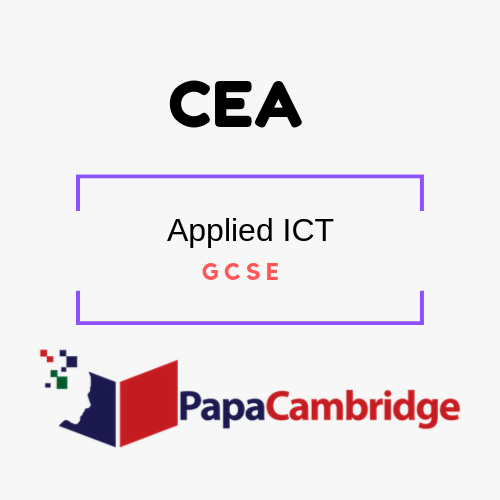 Applied ICT General Certificate of Education PPT Slides
