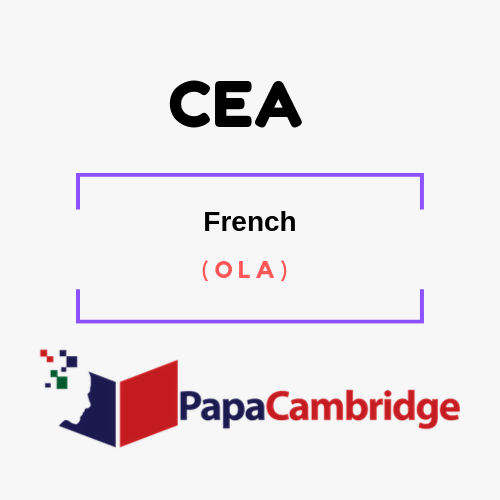 French Online Language Assessment (OLA) PPT Slides