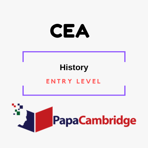 History Entry Level Qualifications (ELQ) PPT Slides