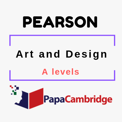 Art and Design A level Syllabus