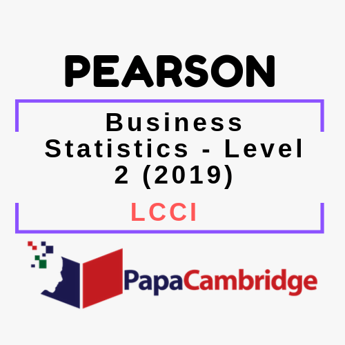 Business Statistics - Level 2 (2019)  Notes