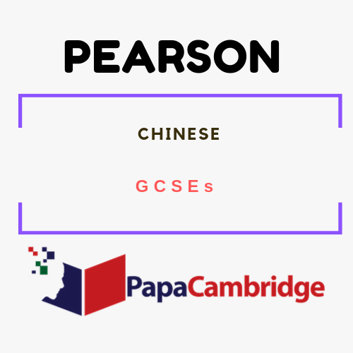 Chinese GCSEs Past Papers
