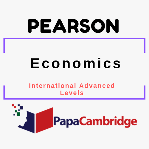 Economics (2018) International Advanced Level Syllabus