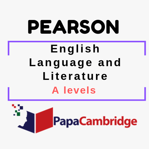 English Language and Literature | A levels | Pearson | PPT Slides
