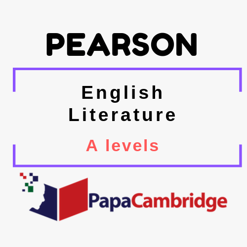 English Literature A levels Past Papers