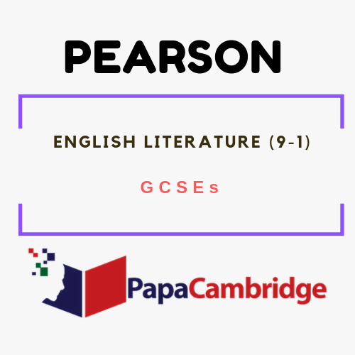 English Literature (9-1) from 2015 Edexcel GCSEs Edexcel GCSE Syllabus