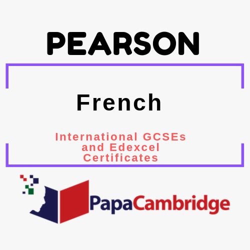 French (2017) International GCSEs and Edexcel Certificates Syllabus