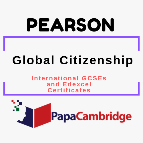 Global Citizenship (2017) International GCSEs and Edexcel Certificates Syllabus