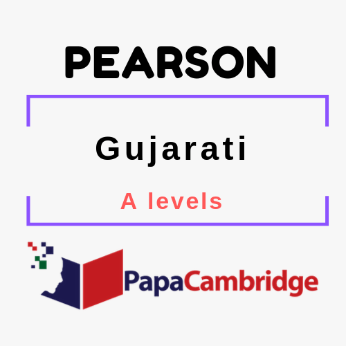 Gujarati A level Syllabus