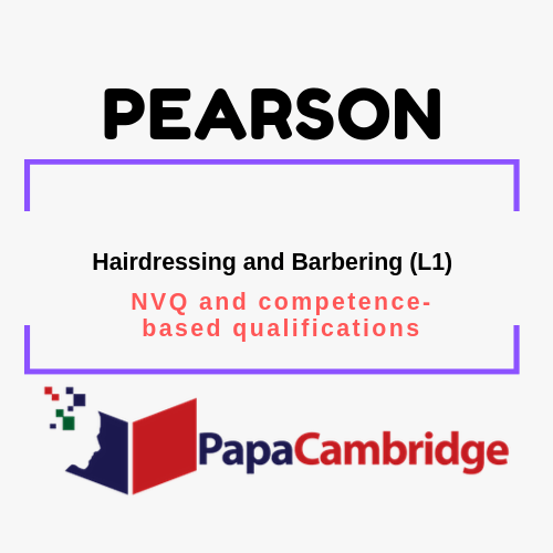 Hairdressing and Barbering (L1) Notes