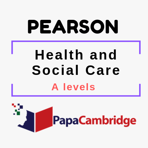 Health and Social Care A level Syllabus