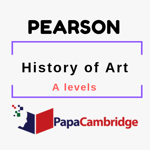 History of Art A level Syllabus