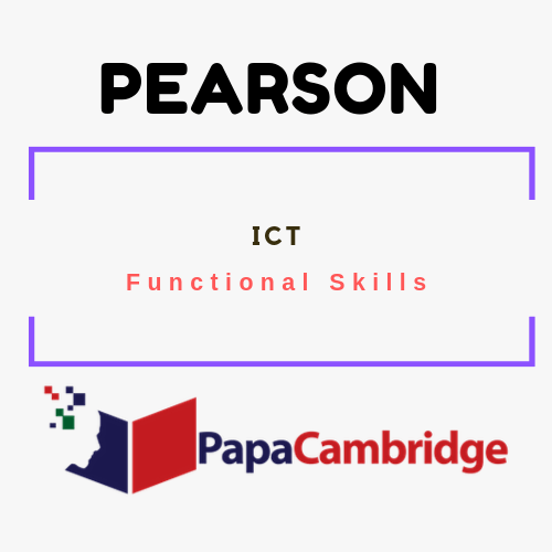 ICT Functional Skills Past Papers