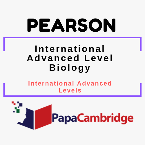 Biology International Advanced Levels Past Papers