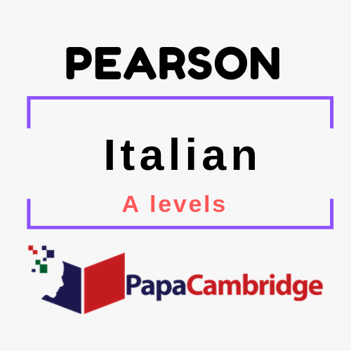 Italian | A levels | Pearson | PPT Slides