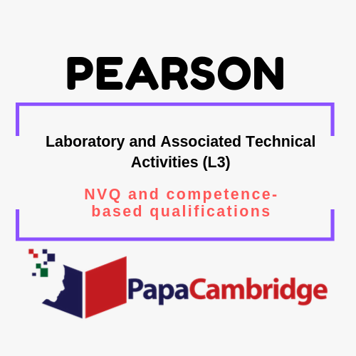 Laboratory and Associated Technical Activities (L3) Notes