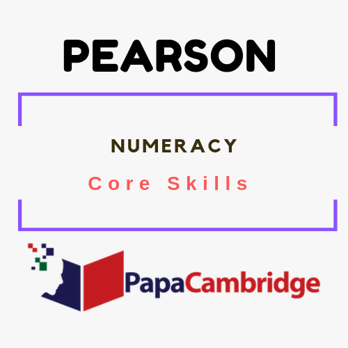 Numeracy Core Skills Past Papers