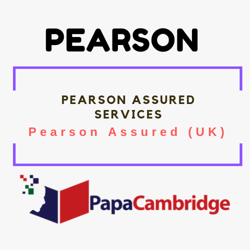 Pearson Assured Services Notes