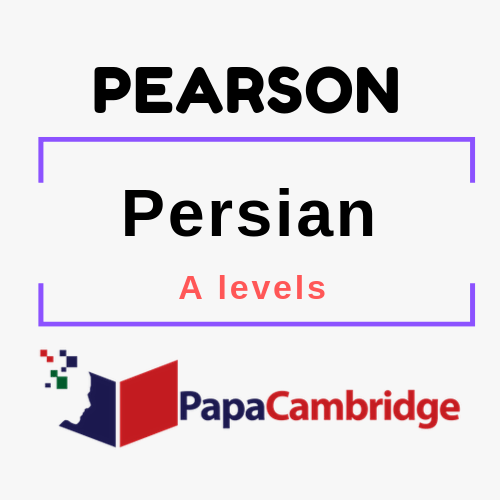 Persian A level Syllabus