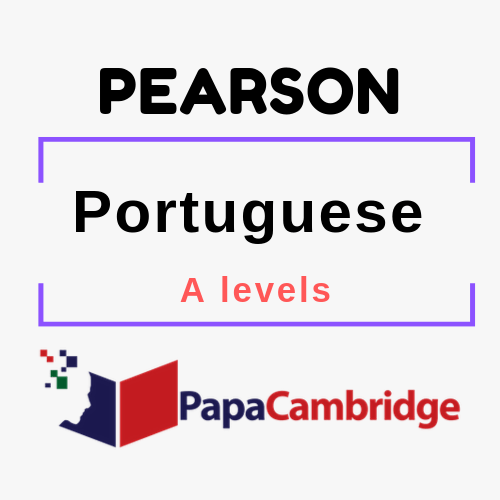 Portuguese A levels Past Papers