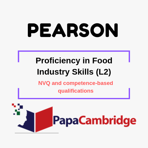 Proficiency in Food Industry Skills (L2) Notes