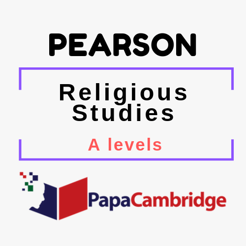 Religious Studies A level Syllabus