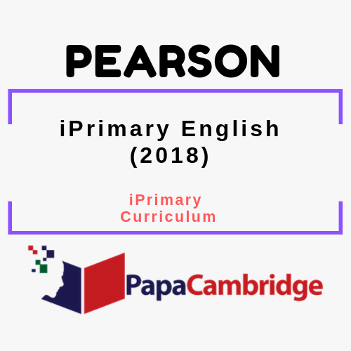 iPrimary English (2018) Notes