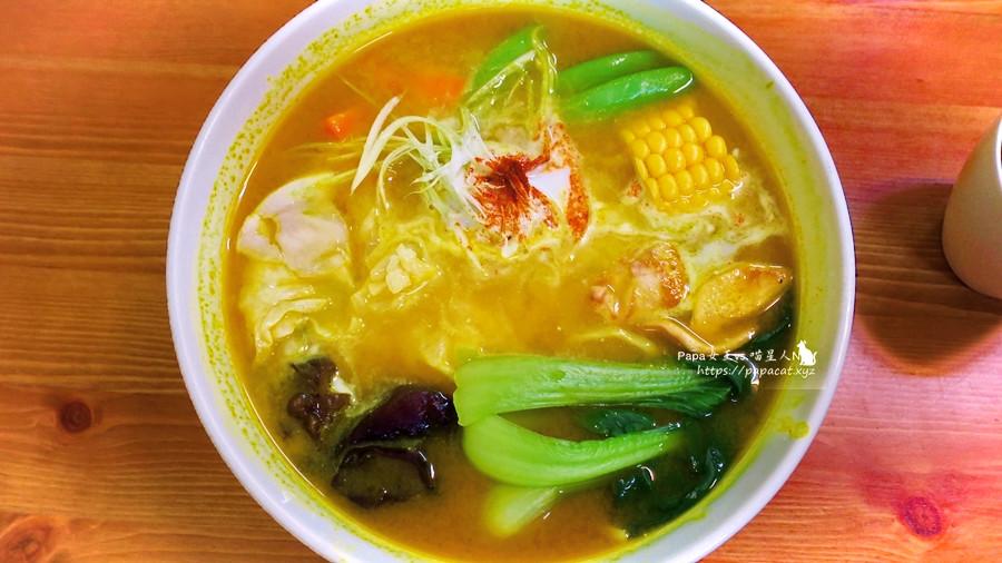 龍廚蔬食-手工拉麵
