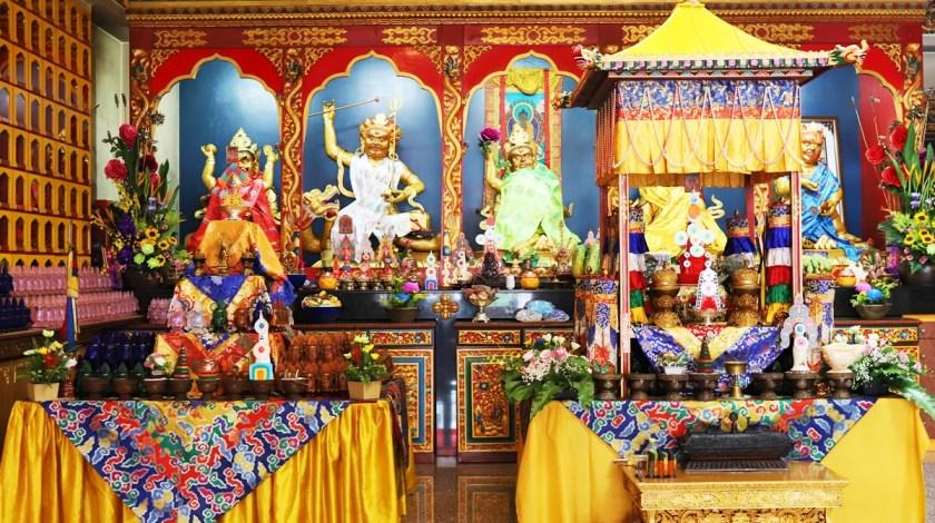 寶積林西藏五路財神寺