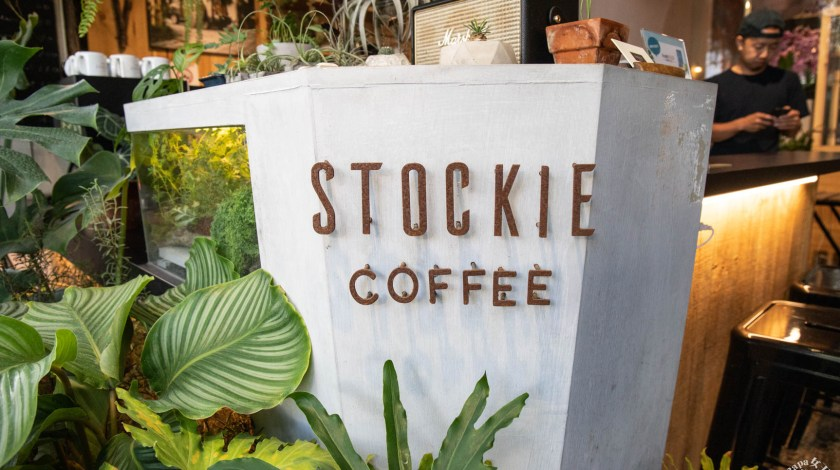 STOCKIE Coffee