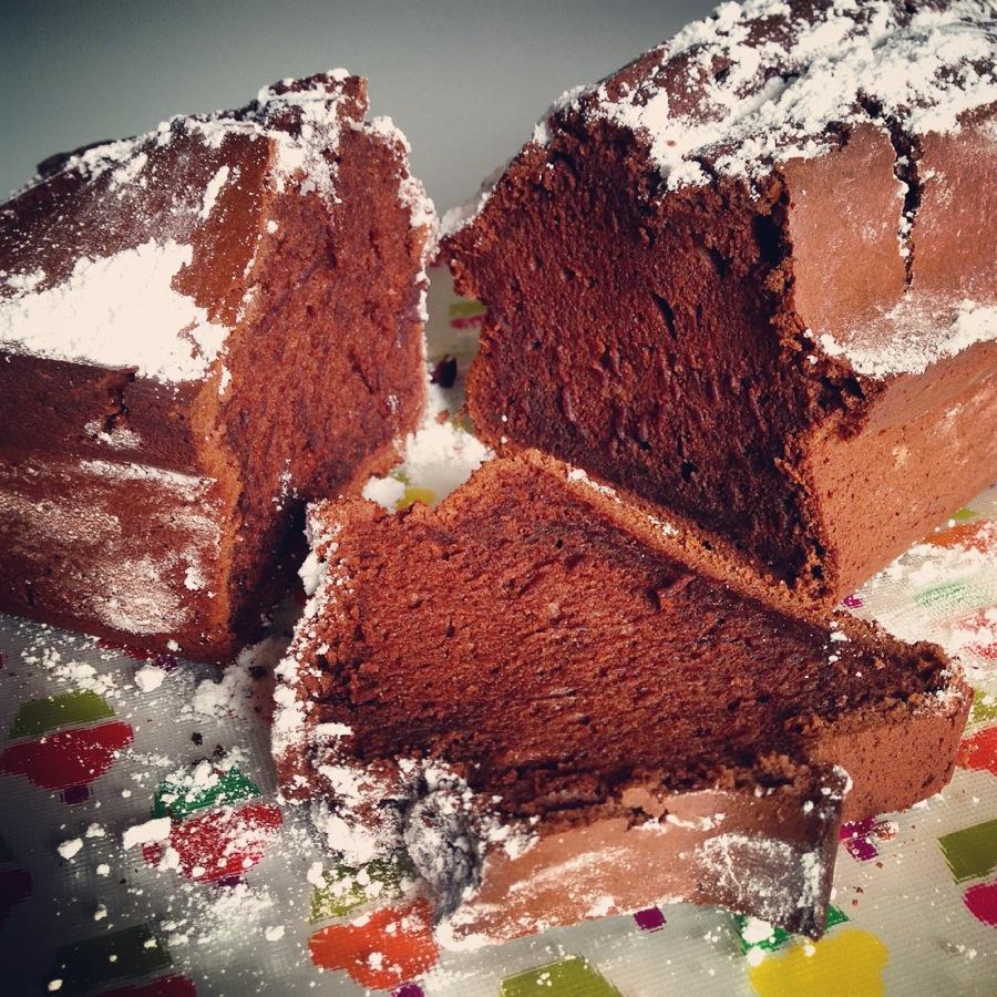 Gâteau pot de crème fraiche