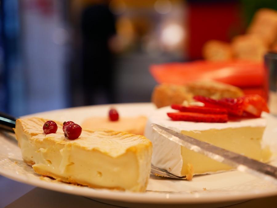 Une soirée tout fromage