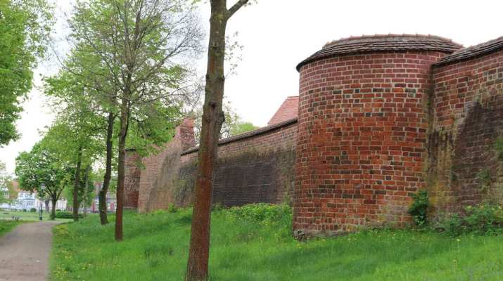Stadtmauer von Wittstock