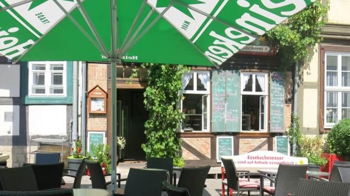 Käsekuchenbäckerei Vincent in Quedlinburg