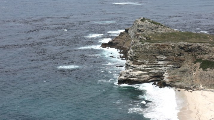 Kapspitze am Cape Point
