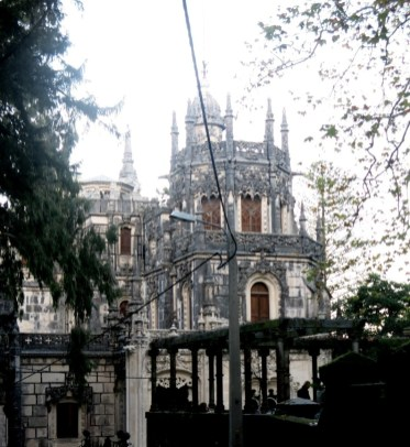 Palast in Sintra