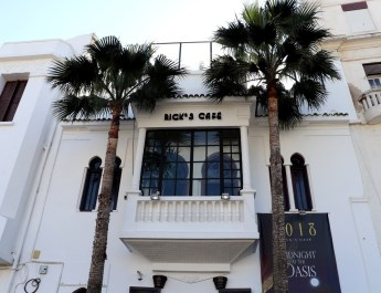 Rick´s Café in Casablanca