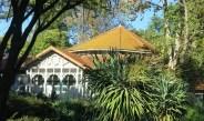 Gartencafé im Jardim da Estrela