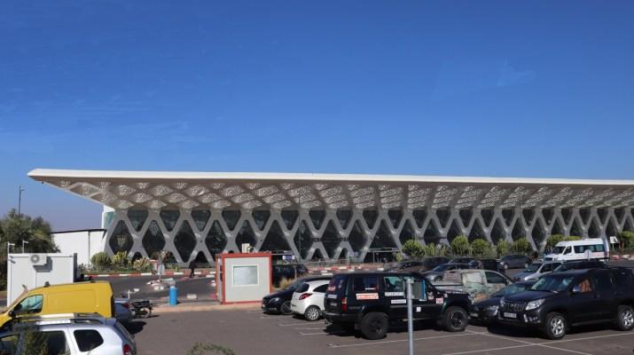 Flughafen Marrakesch-Menara