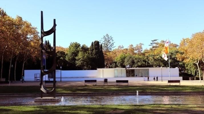 Mies-van-der-Rohe-Pavillon
