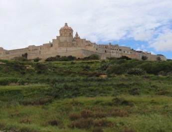"""Mdina, die """"Stille Stadt"""" auf Malta"""
