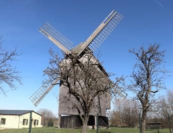 Bockwindmühle in Vehlefanz