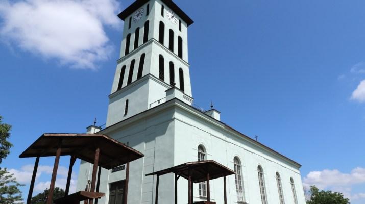 Schinkelkirche in Cöthen