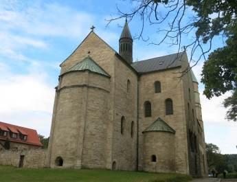 Die romanische Stiftskirche Sankt Cyriacus in Gernrode