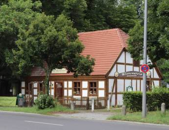 Die Alte Waldschänke in Tegel ist eines der ältesten Gasthäuser Berlins
