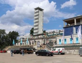 Der Müggelturm ist ein beliebtes Ausflugsziel im Südosten Berlins