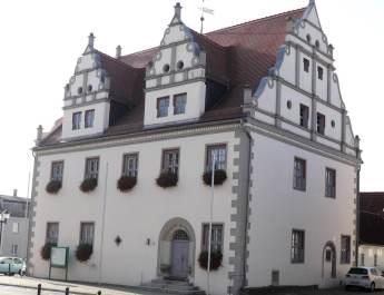 Renaissance-Rathaus in Niemegk