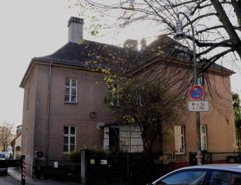 Das einstige Jagdschloss Rudow